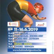 Le Baloise Belgium Tour fera étape à Seraing le 15 juinprochain !