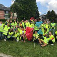 Seraing, ville propre dans les écoles !