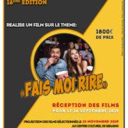 Le festival de court-métrage sérésien revient le 15 novembre