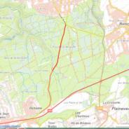 Voici le tracé de la future piste cyclable de Seraing/Neupré