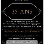 «La Débrouille» fête ses 35 ans au Centre Culturel de Seraing