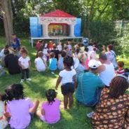 Une centaine de personnes présentes à la première «Fête de l'enfant»