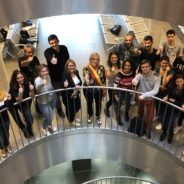 Etudiants Erasmus: un projet de collaboration entre Seraing et Radio Prima