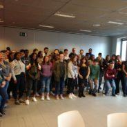 Le Conseil Communal de la Jeunesse en voyage à Coxyde