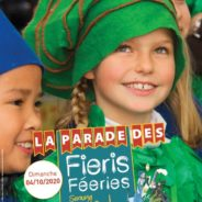 Parade des Fieris Féeries: rendez-vous le 4 octobre 2020!