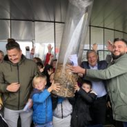 Près de 10 kilos de mégots ramassés en 1h dans les rues de Seraing