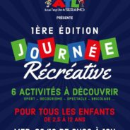 La 1ere édition de la Journée récréative débarque à Seraing