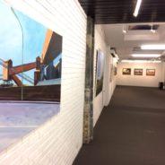 Un peintre s'inspire de Seraing pour ses œuvres