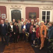 L'ASBL «Aide et Solidarité – Noël Ensemble» et ses membres mis à l'honneur