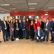 Premier Collège commun entre Seraing et Liège