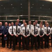 Les nouveaux agents de la police locale de Seraing-Neupré prêtent serment