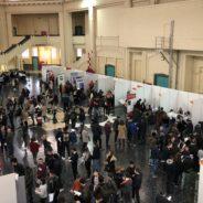 Gros succès pour le salon Jobs Etudiants: près de 2.500 visiteurs