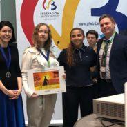 Concours d'arts graphiques: des Sérésiens mis à l'honneur