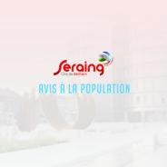 Coronavirus: la Ville de Seraing prend des mesures