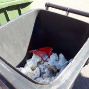 Collecte des déchets : les consignes d'Intradel non respectées