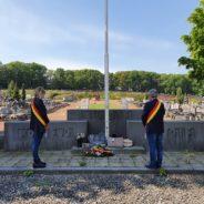 La commémoration du 8 mai célébrée en petit comité cette année à Seraing