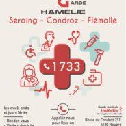 Poste médical de garde Seraing-Flemalle-Condroz