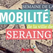 Semaine de la mobilité à Seraing: un concours prochainement mis en ligne
