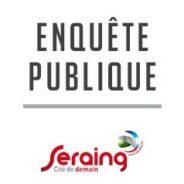 Avis d'enquête publique – Quartier de l'Église à Boncelles