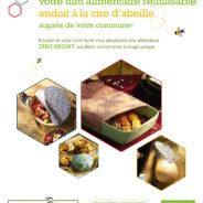 Objectif 0 déchet: procurez-vous des films alimentaires réutilisables