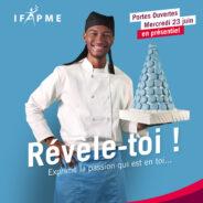 L'IFAPME organise une journée portes ouvertes ce 23 juin !