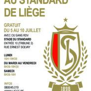 Standard de Liège – Campagne de vaccination