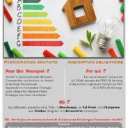 Des ateliers collectifs gratuits en économie d'énergie dès la mi-octobre sur Seraing