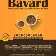 2 nouveaux «Café Bavard» ouvriront leurs portes le 15 septembre 2021!