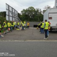 Grand nettoyage BeWapp: des kilos de déchets ramassés par les participants