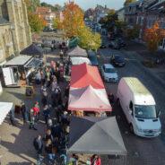 Le nouveau marché de Boncelles inauguré ce dimanche